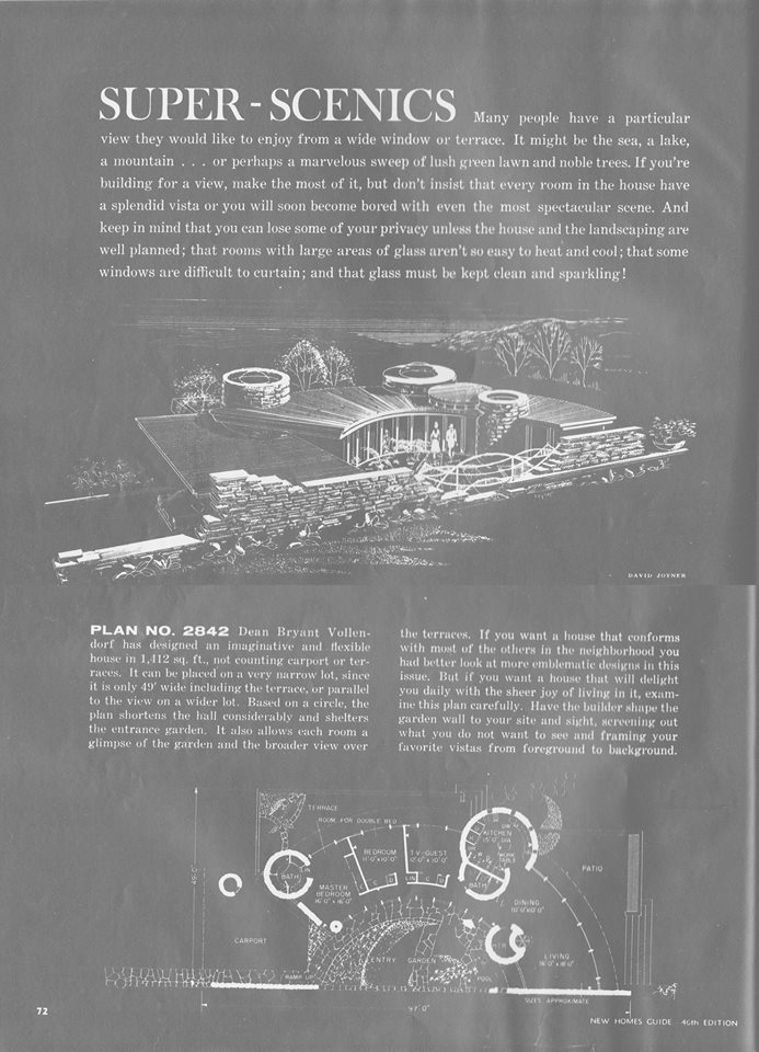 """Vollendorf's """"Bay Sweep"""" Design"""